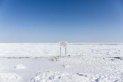 white frozen sea of Kitahama (MirrorlessvsD-SLR2) Tags: winter snow cold ice japan frozen hokkaido ff abashiri kitahama driftice acr83