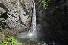 Val d'Aosta - Val d'Ayas, cascata di Isollaz (mariagraziaschiapparelli) Tags: primavera acqua cascate valdaosta escursionismo camminata valdayas isollaz allegrisinasceosidiventa challandsaintvictor