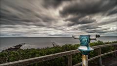 Looking for spring (Stefan Sellmer) Tags: longexposure seascape water clouds de landscape deutschland outdoor balticsea drama kiel schleswigholstein strande blk balticcoast