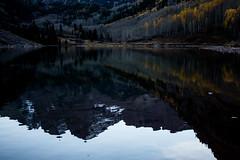 IMG_7975a (markbyzewski) Tags: mountain lake twilight colorado aspen maroonbells
