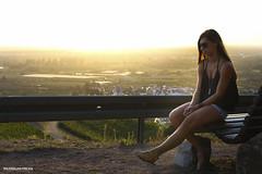 Sunset Girl Portrait (maximilian.finckh) Tags: sunset portrait people girl photography fotografie sonnenuntergang atmosphere german deutsch weinberg girlish maximilian kinzigtal ortenau finckh
