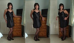triplets in satin (susansmithtv) Tags: tv cd tgirl tranny transvestite crossdresser tg tgurl