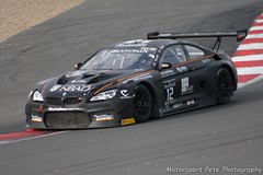 BMW F13 M6 Blancpain GT Series Endurance Cup Silverstone 2016 (Motorsport Pete Photography) Tags: cup silverstone bmw series gt endurance m6 2016 f13 blancpain