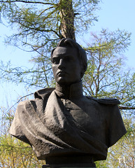 Monument to Decembrist Mikhail Bestuzhev-Ryumin