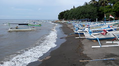 Lovina Beach (vmancer) Tags: dolphin singaraja lovinabeach
