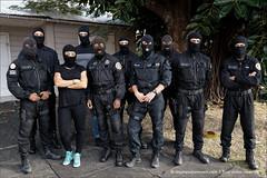 Avec Lucie (stef974run) Tags: police karat bommert championne policenationale gipn muaytha fipn lucieignace florentkaouachi