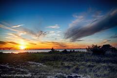 Sunset from Robert Moses Beach (JetImagesOnline) Tags: sunset long island new york robert moses beach causeway hdr 3xp