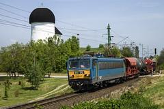 IMG_1065 (MiraJM) Tags: church train hungary cargo photograph locomotive railways mav vonat vasut trainlover
