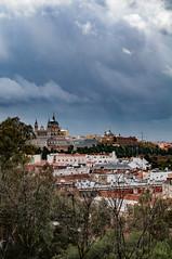 Madrid-8 (Tomasz Urbaszek) Tags: madrid rain strom