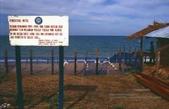 Cherating, Turtle Protection Area (blauepics) Tags: sea beach water strand landscape coast sand meer wasser turtle breeding malaysia area eggs landschaft protection malay cherating kste schildkrte eier gebiet schutz schutzgebiet zchten