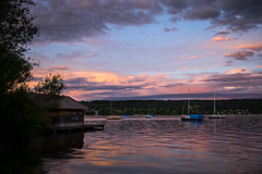 Ammersee (Chris Buhr) Tags: leica sunset lake 35mm bayern bavaria see sonnenuntergang outdoor mp ammersee summilux herrsching 5seenland