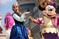 We are Part of a Pattern About to Unfold (MediumHero6) Tags: anna face orlando mine florida character parks disney wdw waltdisneyworld elsa mk magickingdom mainstreetusa cinderellascastle disneyparks facecharacter mrff mickeysroyalfriendshipfaire