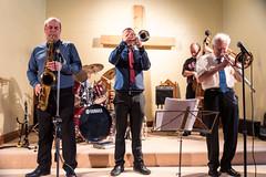 _DSC4163-Edit (davefaulkner) Tags: drums bass trumpet saxaphone trombone sax mikebennett doublebass philbrown lesterbrown davidclancy markaston