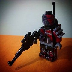 Minifig-a-Day #94: Battlemaster Supercommando (Timcan2904) Tags: 94