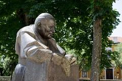 DSC_9660 (seustace2003) Tags: statue john paul paolo fiume croatia ii croazia giovanni hrvatska rijeka reka kroati