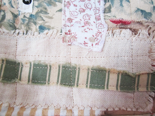 Handbag detail