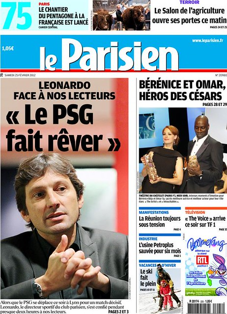 leparisien-cover-2012-02-25