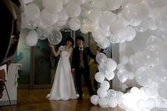 Kenichi & Kunie's Wedding Party (ha++) Tags: wedding party japan tokyo daikanyama kenichi kunie feb252012