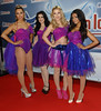 Queensberry attending gala premiere of the Holiday On Ice Show 'Festival' at Tempodrom. Berlin, Germany