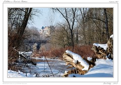 Hiver | Winter  [500 k visit(e)s | Thanks all my friends] (BerColly) Tags: winter france ice river google flickr hiver riviere allier auvergne glace puydedome nikkor70200f28 pontduchateau bercolly