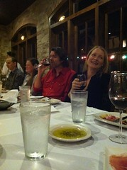 "Kickstarter Reward dinner at Trattoria Lisina • <a style=""font-size:0.8em;"" href=""http://www.flickr.com/photos/77590487@N06/6804085232/"" target=""_blank"">View on Flickr</a>"