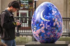 Faberge Egg Photographer (garryknight) Tags: camera london canon photographer egg powershot creativecommons lightroom faberge sx220hs