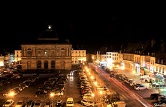 Saint Omer by night - Steve.© -