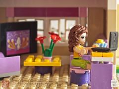 saturday shopper (Sharon Linne Faulk) Tags: usa macro toys lego florida wesleychapel topazadjust capture365