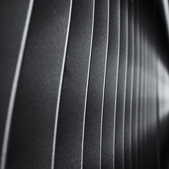 Abstract Fence (Edwin van Nuil Photography) Tags: light shadow white abstract black monochrome lines metal closeup fence photography photo curves palace photowalk apeldoorn hek hetloo paleishetloo exif:make=sony exif:iso_speed=250 camera:make=sony edwinvannuil carlzeissplanart1450mmzf2 sonynex7 camera:model=nex7 exif:model=nex7 exif:lens= vannuilcom