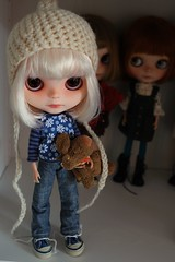 Say you love me. (Vainilladolly) Tags: paris doll blythe custom fbl fiep vainilladolly