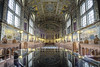 Shine (odin's_raven) Tags: reflection building reflections university piano royal chapel ceiling holloway raven hdr founders universityoflondon odins odinsraven