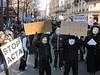We Are Legion (tofz4u) Tags: paris demo surveillance internet protest demonstration anonymous legion manif manifestation censure acta 75003 sarkoland flicage 20120211 stopactanow streetevents:id=69 manifactaparis