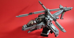 AH HELLHOUND RED 1 (Andreas) Tags: lego patlabor2 ahhellhound ah88 patlaborattackhelicopter patlaborgunship patlaborheli patlaborhelicopter
