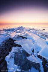 Drifting Ice (aland67) Tags: thenetherlands 03 ijsselmeer hindeloopen driftingice kruiendijs leefiltersndsoft09