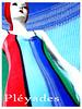 (pléyades-ropa tejida) Tags: color thread shirt cotton seda ropa remera textil algodon tejida musculosa pleyades