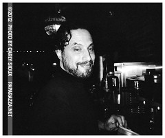 David @ Boca Chica (carly_sioux) Tags: bw film brooklyn streetphotography nightlife pointshoot picturesofyou paparazza carlysioux