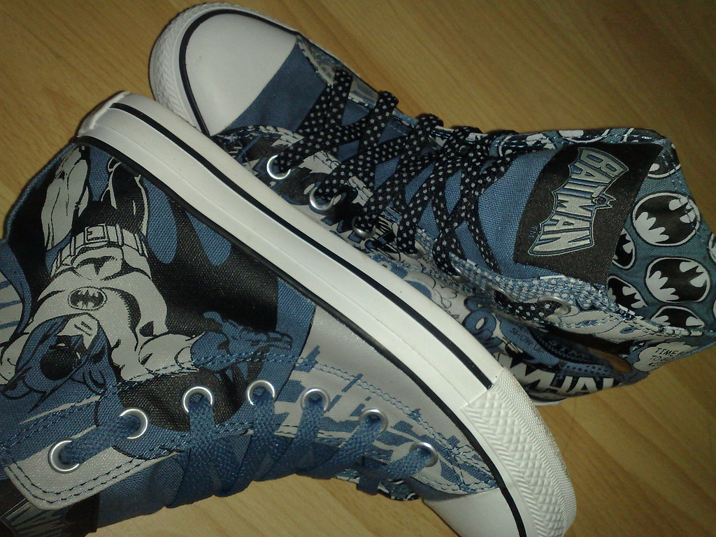 Shoe Laces Comic Book