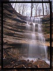 Thin Water Veil (Jens Lambert Photography) Tags: canon waterfall stream veil huntsville 5d monte filters sano cascading cokin jlphotography digiartpics