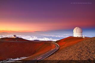 Mauna Kea Summit, Hawaii