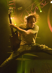 TheUsed63U (supercharger5150) Tags: jump concert guitar livemusic band denver co toc liveshow quinnallman magness rockstartasteofchaos