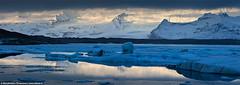"""Jökulsárlón """"Glacier Lagoon"""" - South coast Iceland (skarpi - www.skarpi.is) Tags: ice sunrise island coast iceland tour south lagoon calm glacier seal seals february tours ísland febrúar 2012 jökulsárlón skaftafell glacierlagoon wildflife jökull photogarphy suðurland southiceland selur phototour laggon jökulsá breiðamerkurjökull öræfajökull selir öræfi ljósmyndaferð phototours kvísker breiðamerkursandur fabrúar"""