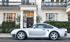 959 (Luke Alexander Gilbertson) Tags: b car flat rally group twin turbo porsche 1986 six supercar 337 f40 959 rival 200mph lukegilbertson wwwlgapcom