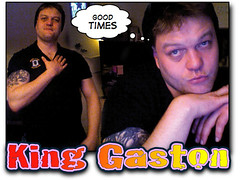 king gaston (gaston8054) Tags: collage fake lustig gag bilder intelligent witzig gemein