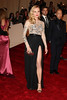 Diane Kruger Alexander McQueen: Savage Beauty' Costume Institute Gala 2011 at The Metropolitan Museum of Art New York City, USA