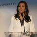 Lucila Pinto apresenta Convenção da Novartis