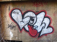 Vew (soulroach) Tags: nyc ny graffiti bronx t2b gi lw trackside rth kis vew