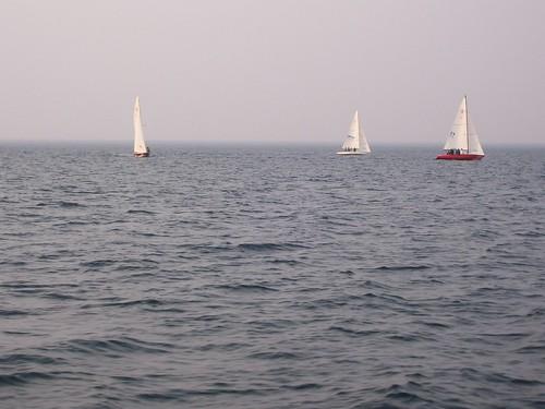 sailboat michigan lakesuperior marquette