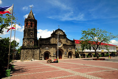 Barasoain Church (joelCgarcia) Tags: philippines wide philippineflag d300 barasoainchurch maloloscitybulacan 1685mmf3556gvr