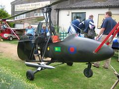 G-ATTB (XR944) Wallis WA116 Autogyro (graham19492000) Tags: wallis autogyro shorehamairport wa116 gattb xr944