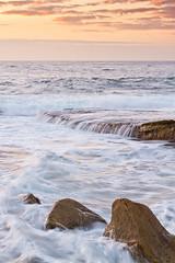 Maroubra Tidal (gkutas) Tags: ocean morning water pool sunrise ilovenature rocks australia nsw tidal maroubra
